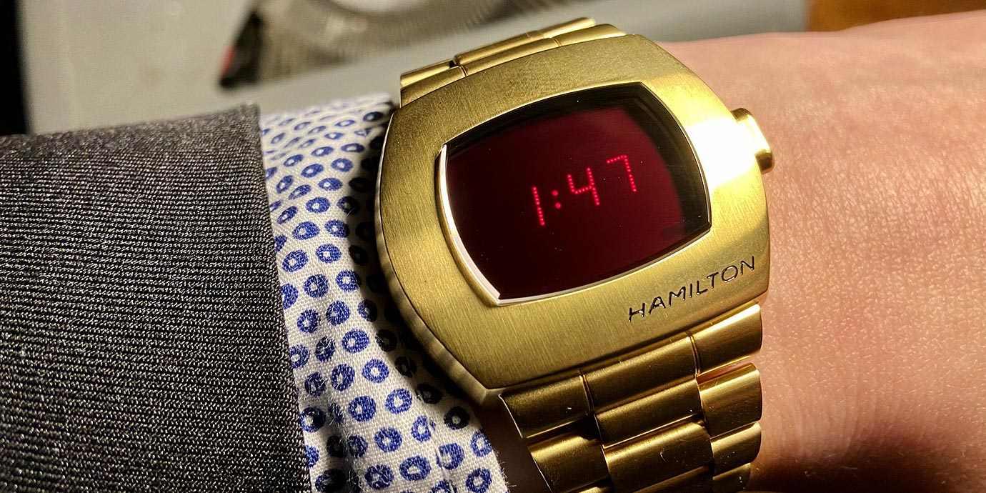 【2020線上錶展】復古又創新:Hamilton 2020焦點新款