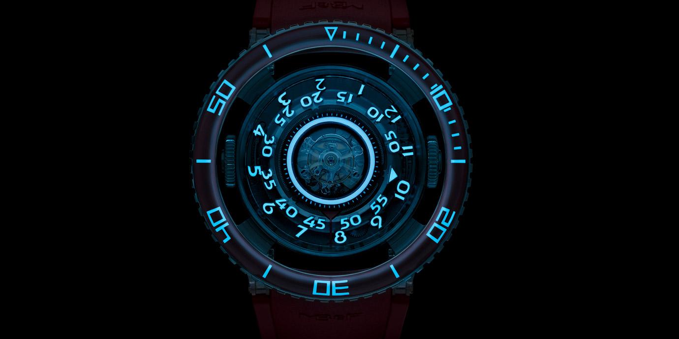 黑暗中的魅力:夜光錶大集合(藏於無形篇)