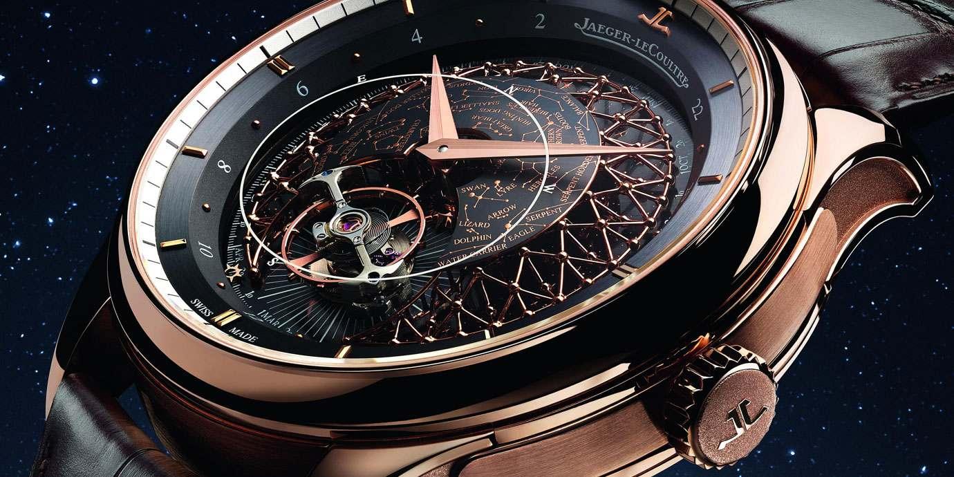 【2020線上錶展】年度夢幻大作:積家超卓傳統三問大師系列萬年曆腕錶(Video)