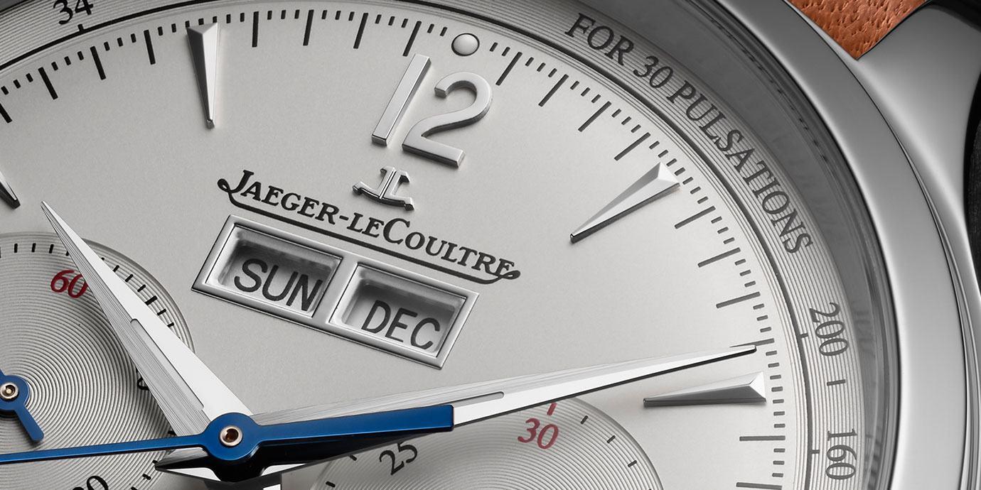 【2020線上錶展】為都市精英而生:積家Master Control大師系列腕錶