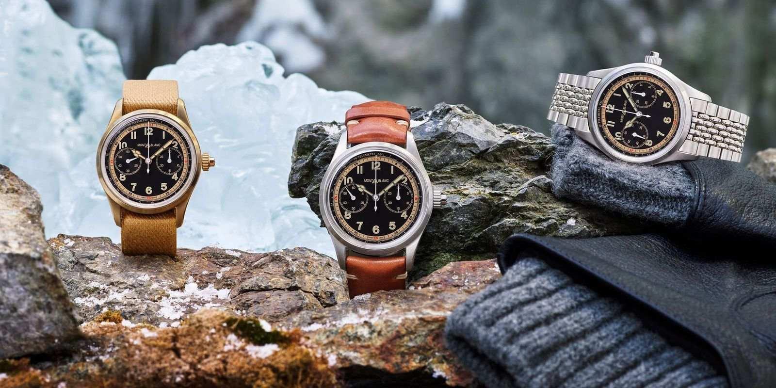 【2020線上錶展】當復古風味結合探險精神:萬寶龍新款1858腕錶