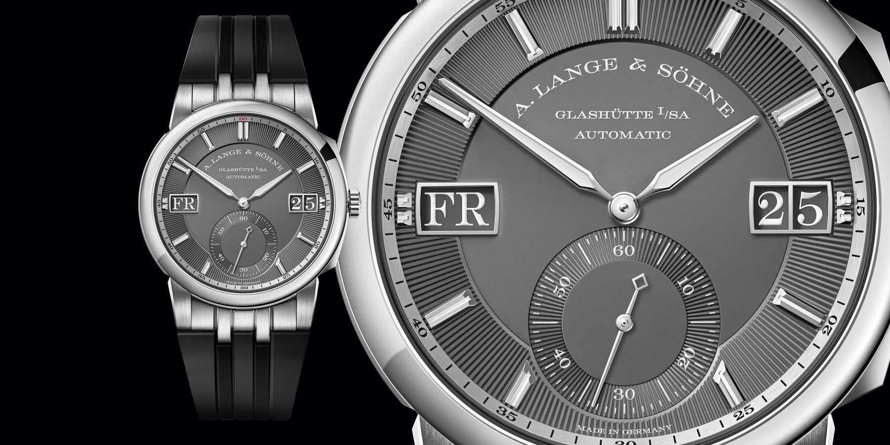 【2020線上錶展】A. Lange & Söhne脫胎換骨的尊貴運動錶