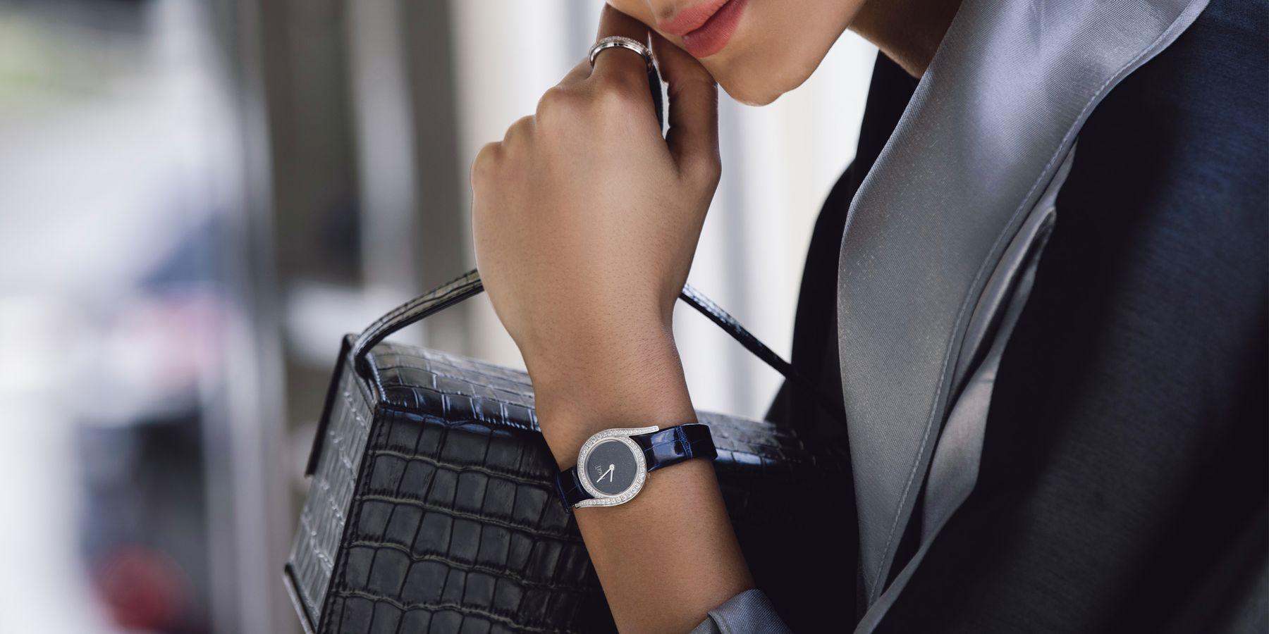 夜藍優雅,玫瑰盛宴:Piaget全新Limelight Gala腕錶及玫瑰溫室花坊展
