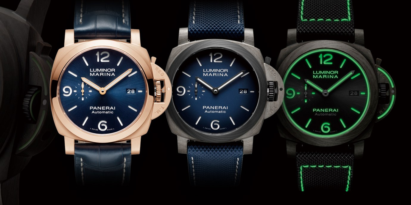 【2020線上錶展】專利科技大爆發:沛納海Luminor Marina大軍登場(附台幣參考價)