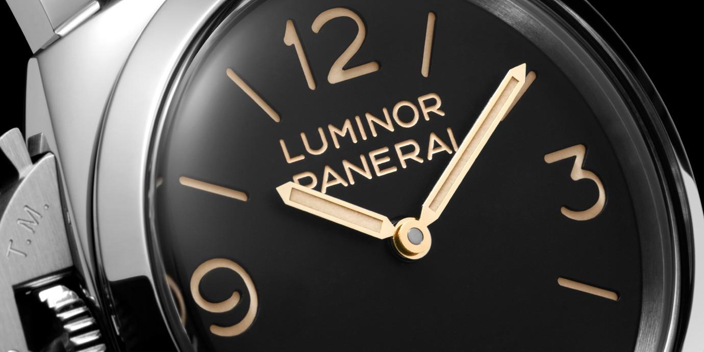 旁門左道的魔力:沛納海Luminor 1950 Left-Handed 3 Days