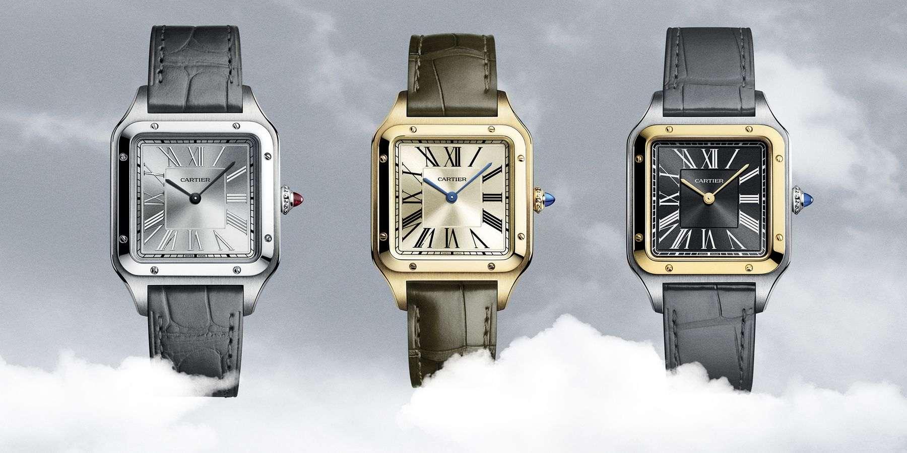 【2020線上錶展】讓夢想,飛得更遠:卡地亞新款Santos-Dumont