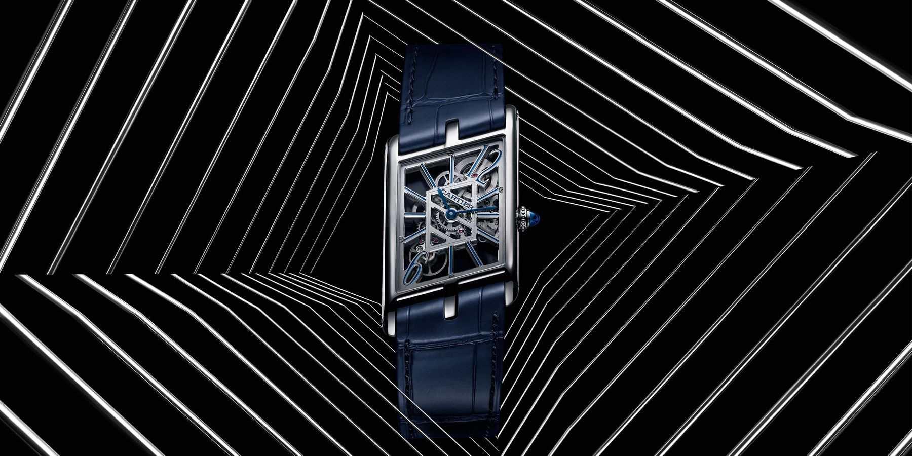 【2020線上錶展】別於傳統,獨樹一格:卡地亞Tank Asymétrique腕錶