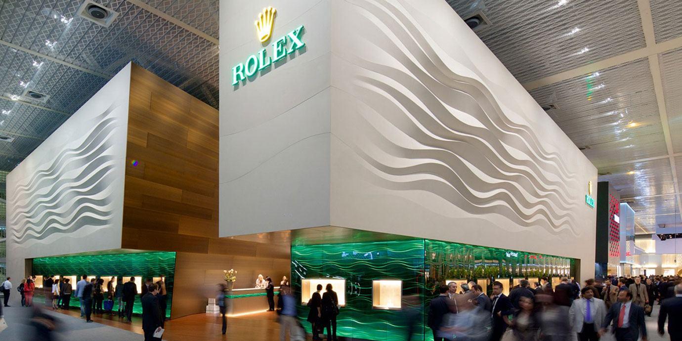 撕破臉不玩了:Rolex、Patek Philippe與多家品牌宣布退出Baselworld