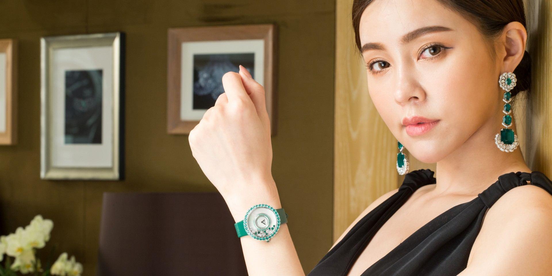 以美麗饗宴撫慰人心:蕭邦2020頂級珠寶暨腕錶展即日起開展至4月30日