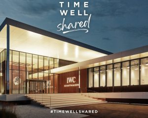 IWC萬國錶全球大家庭團結一心,號召 「時間共享」(Time Well Shared)