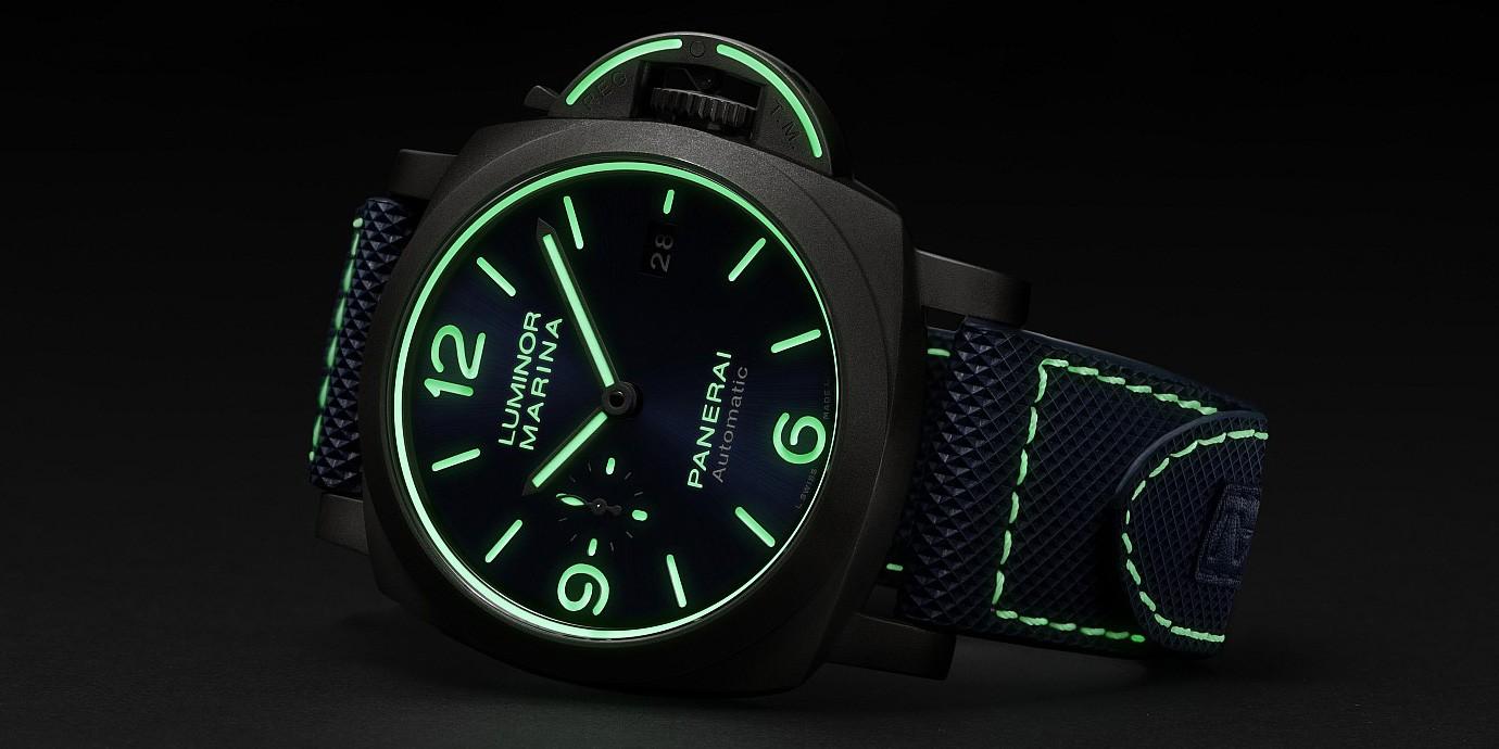 【2020線上錶展】超驚人70年保固:沛納海全新Luminor Marina夜光腕錶