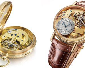 完美呈現歷史懷錶工藝:Breguet Tradition傳世系列
