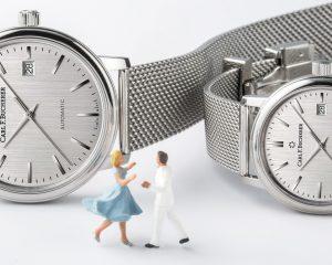【甜蜜告白520】時間見證愛情,真愛永留腕間:寶齊萊Adamavi愛德瑪爾系列腕錶