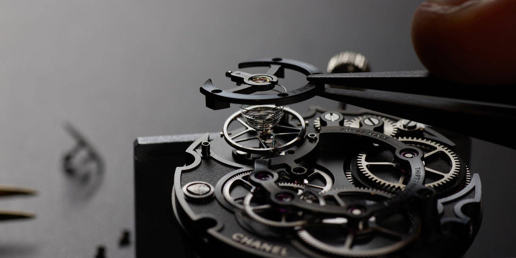CHANEL突破框架的時刻(三):高級製錶的驕傲