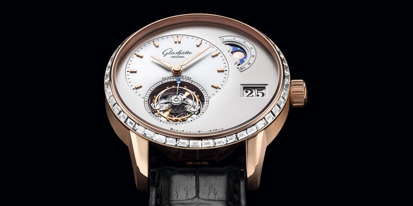 就要跟別人不一樣! Glashütte Original推出腕錶訂製服務