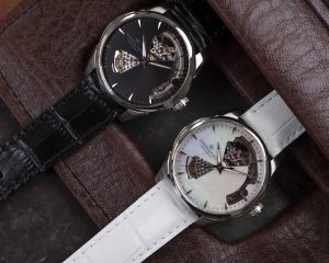【2020線上錶展】敞開心扉.真實綻放:HAMILTON全新JAZZMASTER OPEN HEART女裝腕錶