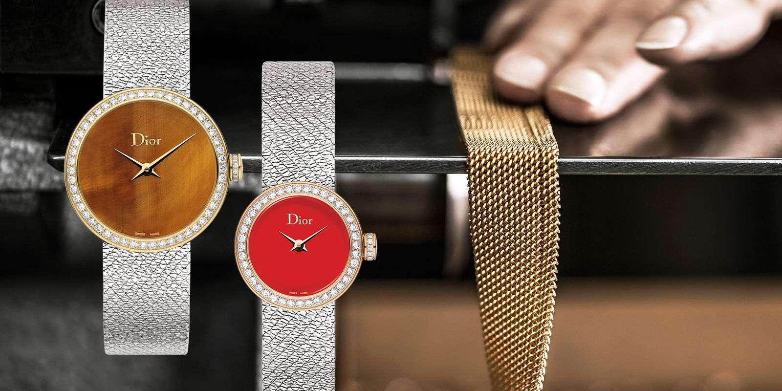 Dior千變女王(四):小巧華麗的時間
