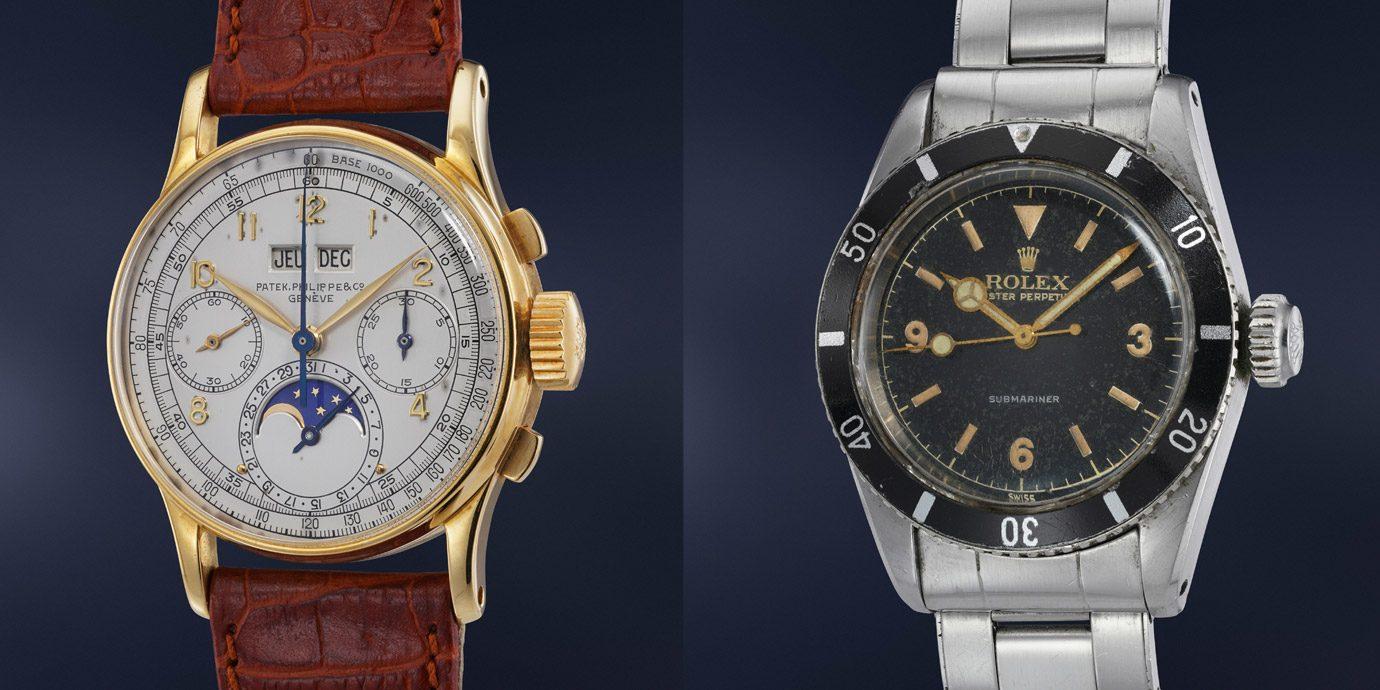 錶界雙王與高端獨立製錶同場競技:富藝斯「名錶薈萃─日內瓦XI」拍賣