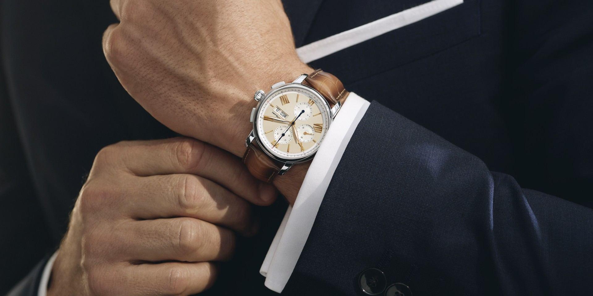 【2020線上錶展】盡顯紳士優雅風範:萬寶龍Star Legacy明星傳承系列腕錶