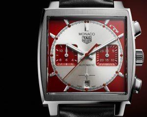 古色古香賽車魂:TAG Heuer Monaco古董車大獎賽腕錶