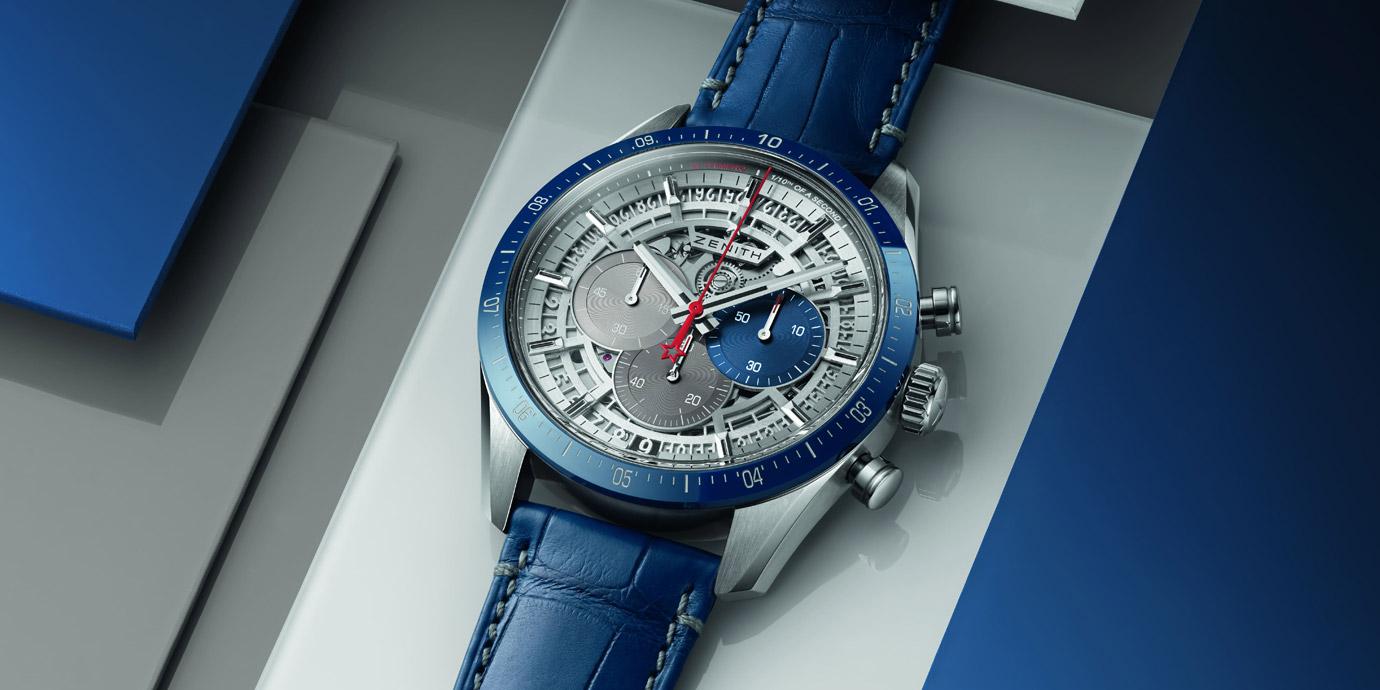 傳奇機芯新格局:Zenith Chronomaster 2腕錶