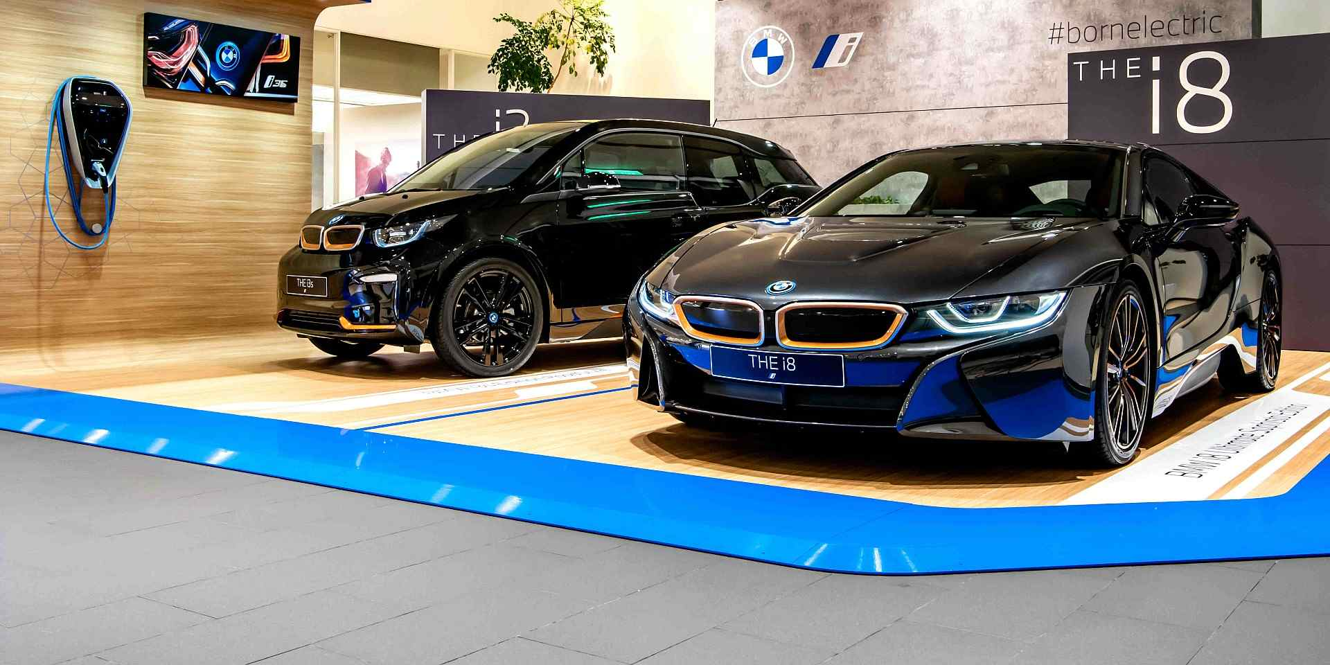 電能未來:BMW 全新 i3s Edition RoadStyle 及 i8 Ultimate Sophisto Edition全球限量特仕版抵台上市