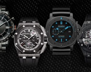特殊材質錶殼:輕盈無極限(上)