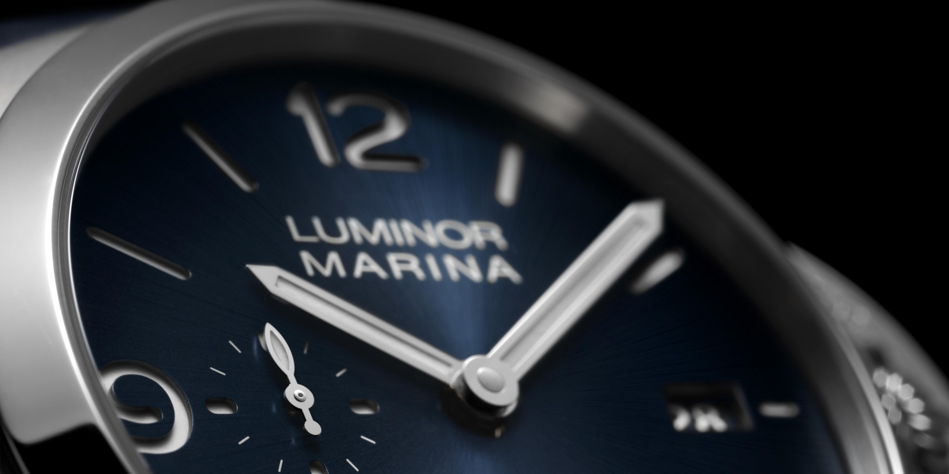 【2020線上錶展】以出眾個性全新定義沛納海傳奇:PANERAI Luminor Marina-44毫米腕錶(PAM01313)