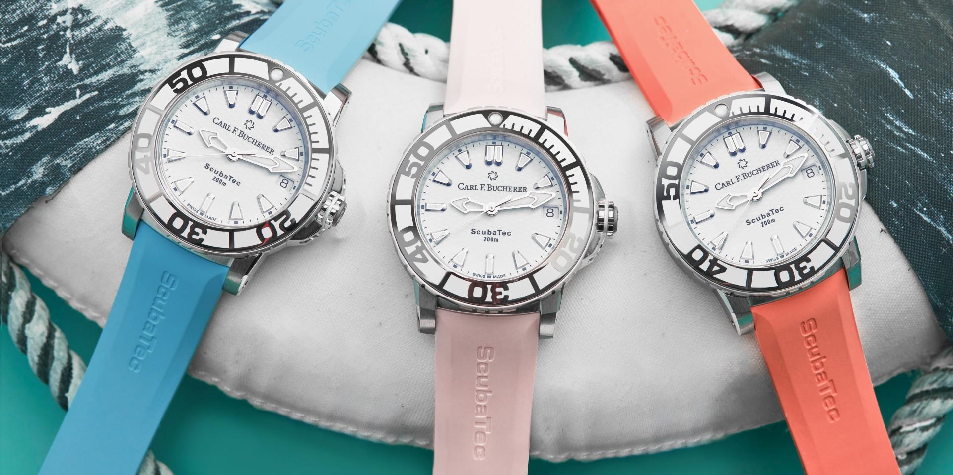 寶齊萊邀請與柏拉維深潛腕錶一起感恩6月8日「世界海洋日」