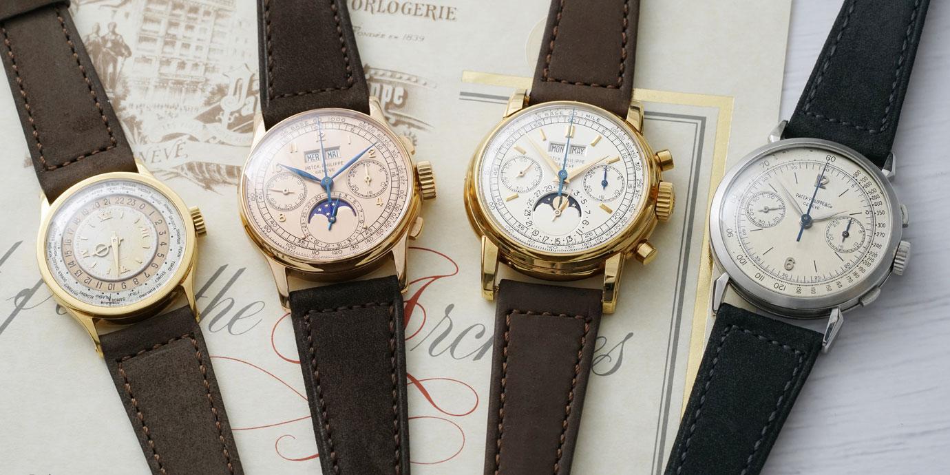 錶壇神人與神級收藏:Jean-Claude Biver的百達翡麗拍出驚人好成績!