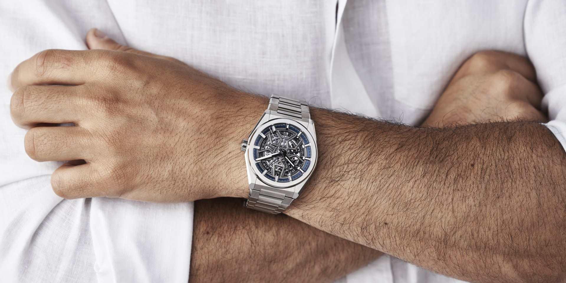 湛藍迎夏 ,「錶」露心機: 風格達人不可錯過的ZENITH夏日必備腕錶