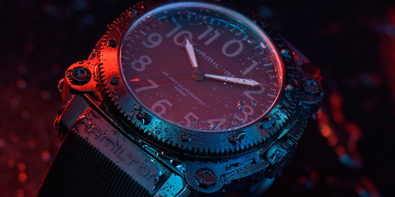 再度聯手好萊塢大片:Hamilton Belowzero潛水錶《天能TENET》特別版