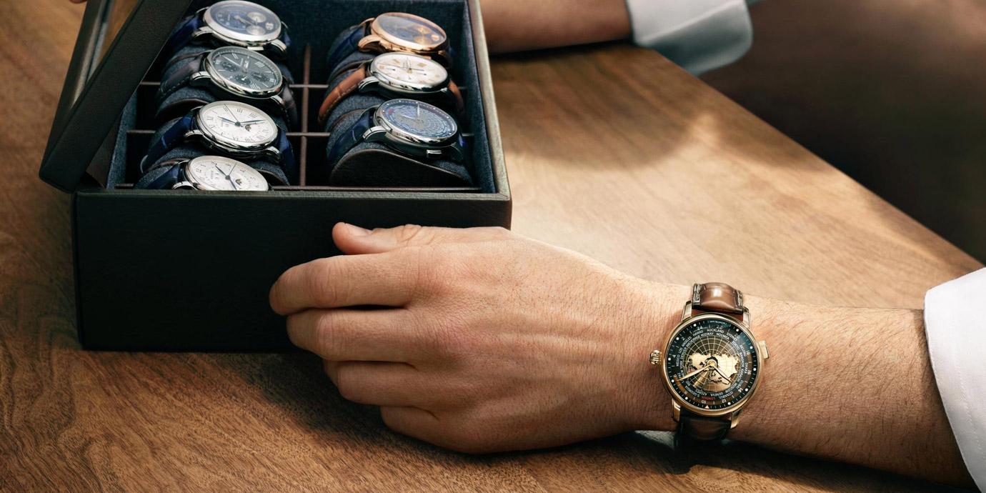 【2020線上錶展】典雅看世界:Montblanc Star Legacy世界時間腕錶