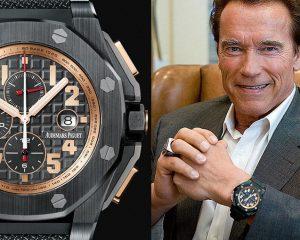 回顧動作巨星的硬漢錶:Audemars Piguet皇家橡樹離岸型阿諾傳承紀念錶
