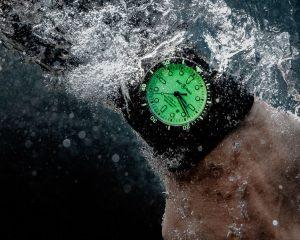 夜光照亮深海:Bell & Ross BR 03-92 Diver Full Lum
