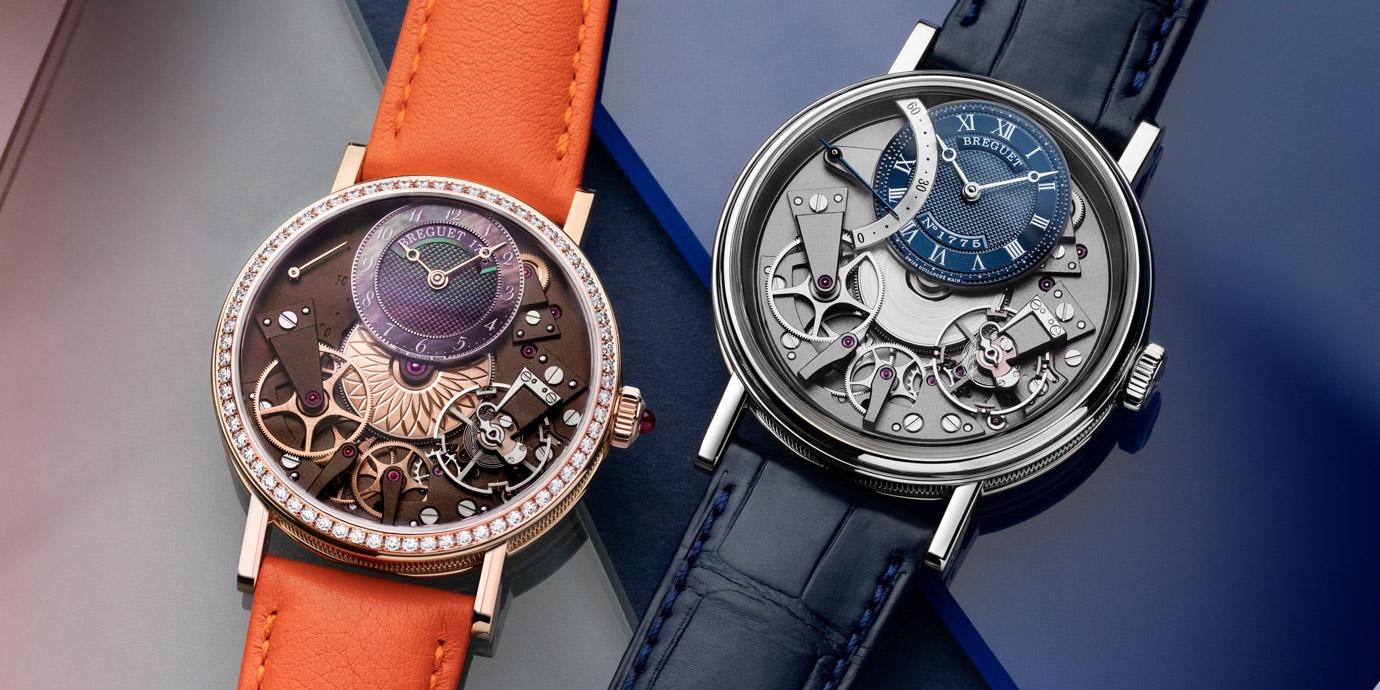 【2020線上錶展】延續經典懷錶造型:Breguet Tradition傳世系列新作亮相