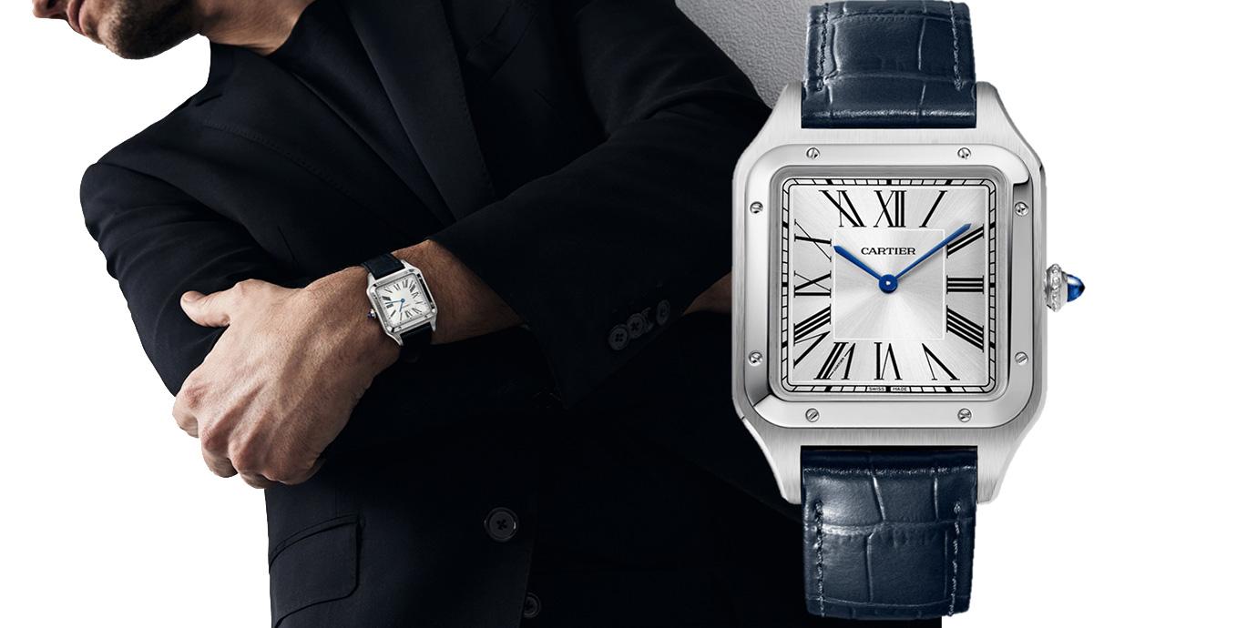 時尚品味爸爸們的選搭之作:Cartier父親節推薦單品