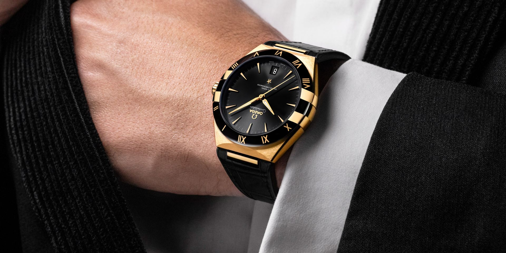 【2020線上錶展】歐米茄推出全新Constellation 星座同軸擒縱41毫米大師天文台腕錶