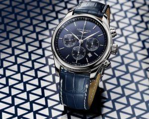 今年送一份最優雅的父親節禮物—浪琴表 Master 巨擘系列腕錶