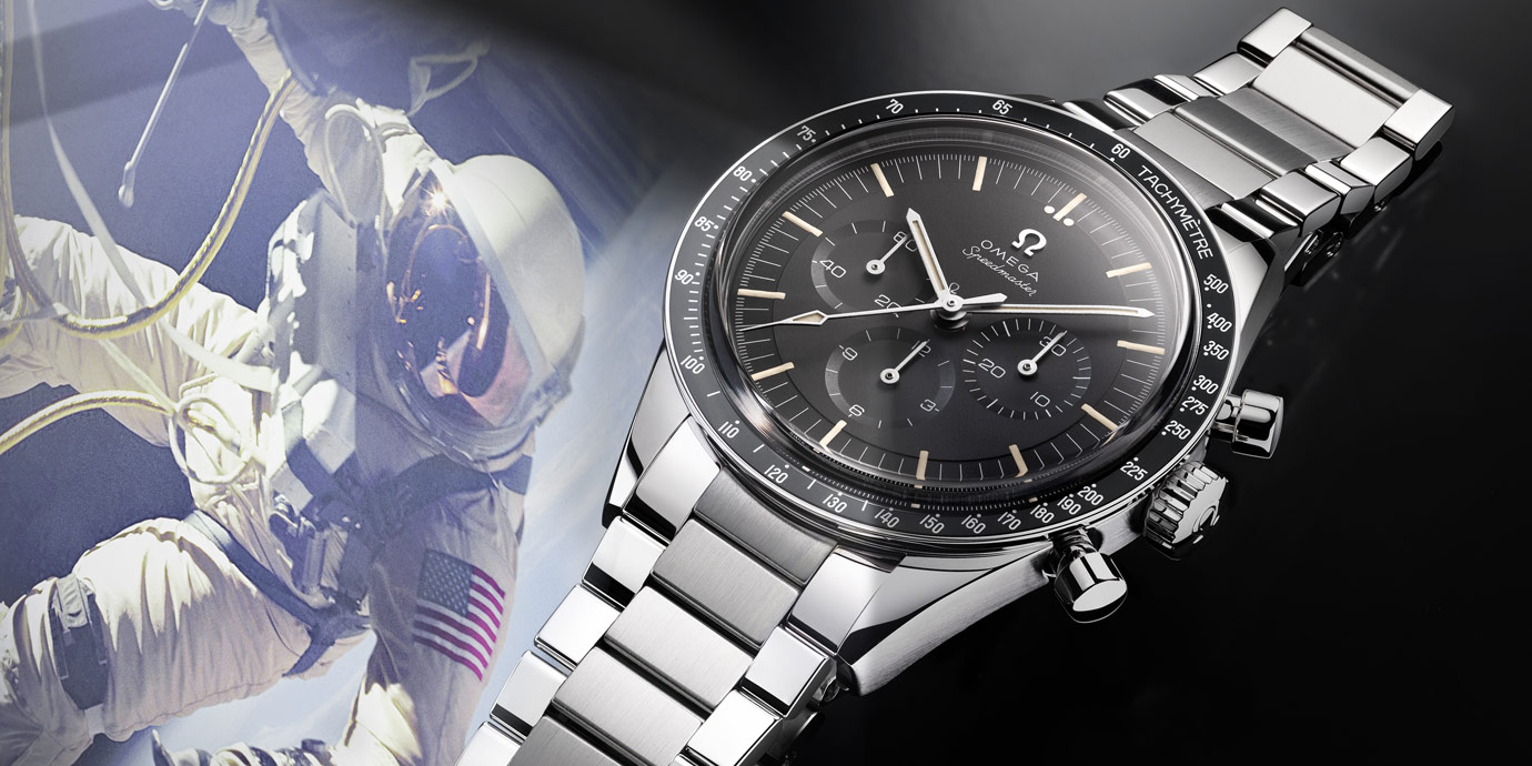 搭載第二代傳奇321機芯:Omega超霸39.7毫米計時碼錶