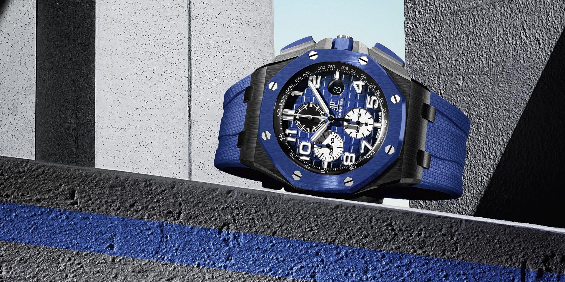 【2020線上錶展】愛彼推出三款全新皇家橡樹系列離岸型自動上鍊計時腕錶 (附建議售價)