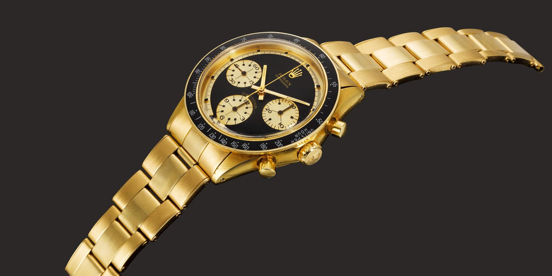 您將有機會擁有一枚極珍稀的勞力士 Daytona 「John Player Special」腕錶