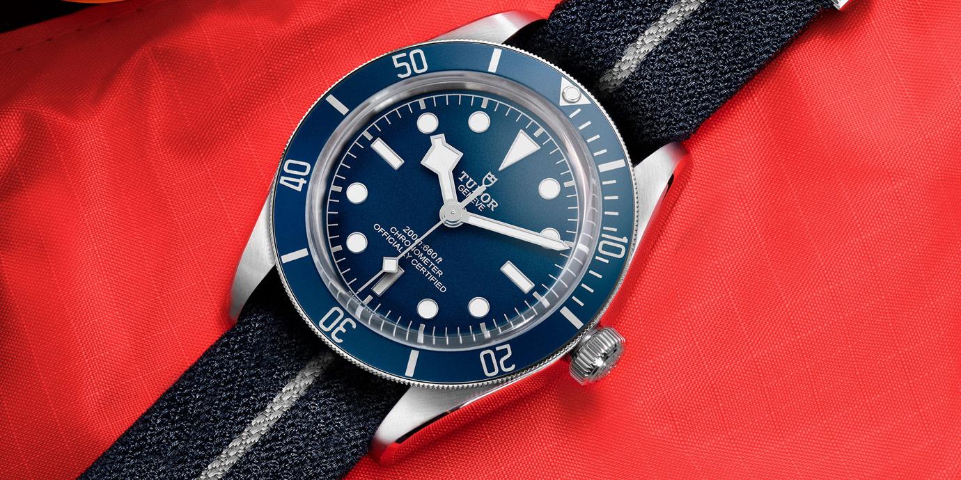 【2020線上錶展】藍色旋風:Tudor Black Bay Fifty-Eight海軍藍腕錶(附台幣參考價)