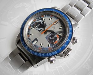 【曾士昕專欄】花面貓的魅惑:TUDOR Monte Carlo蒙地卡羅計時錶