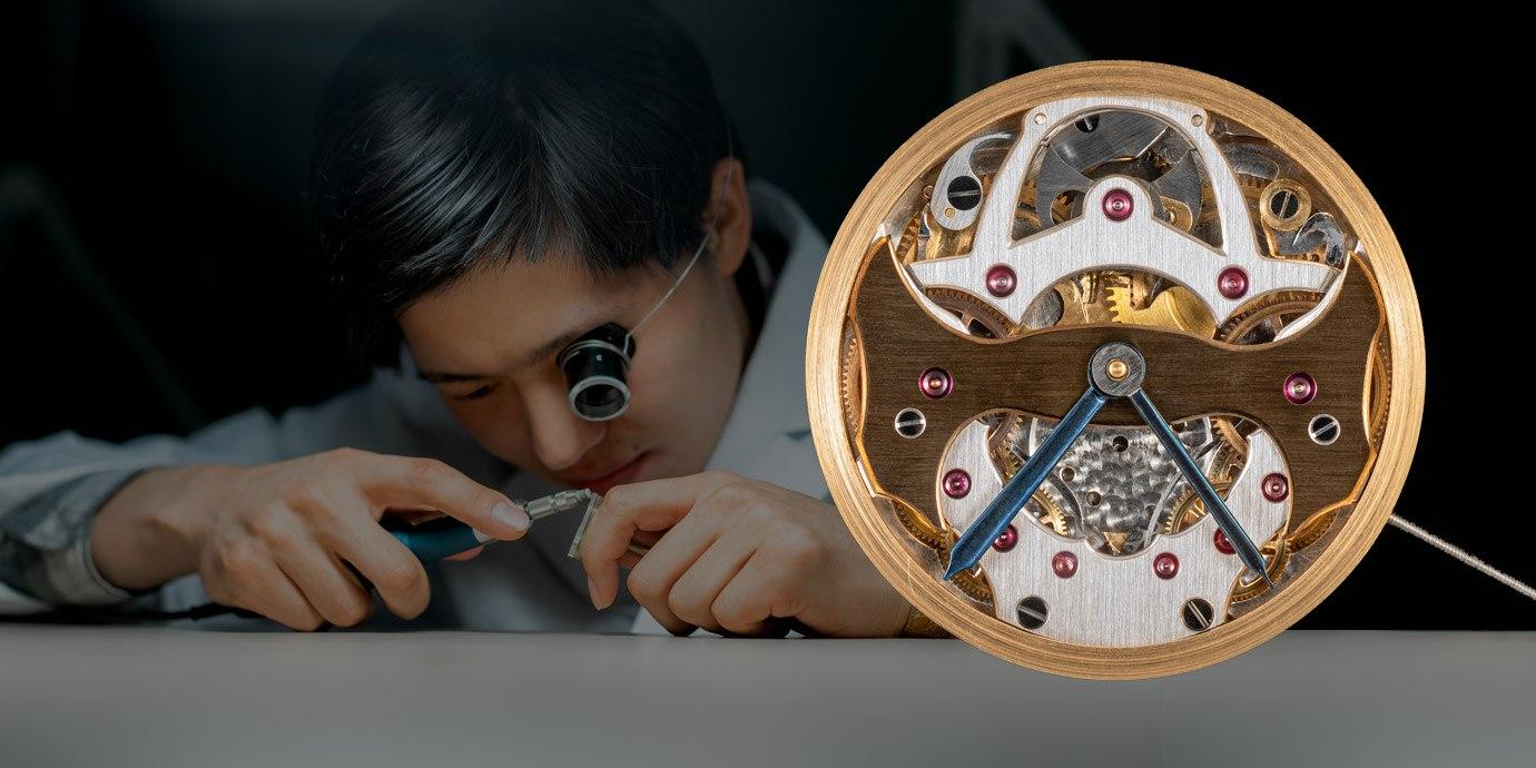 第十屆瓦爾特.朗格傑出製錶獎出爐:來自日本的逆跳顯示榮膺大獎