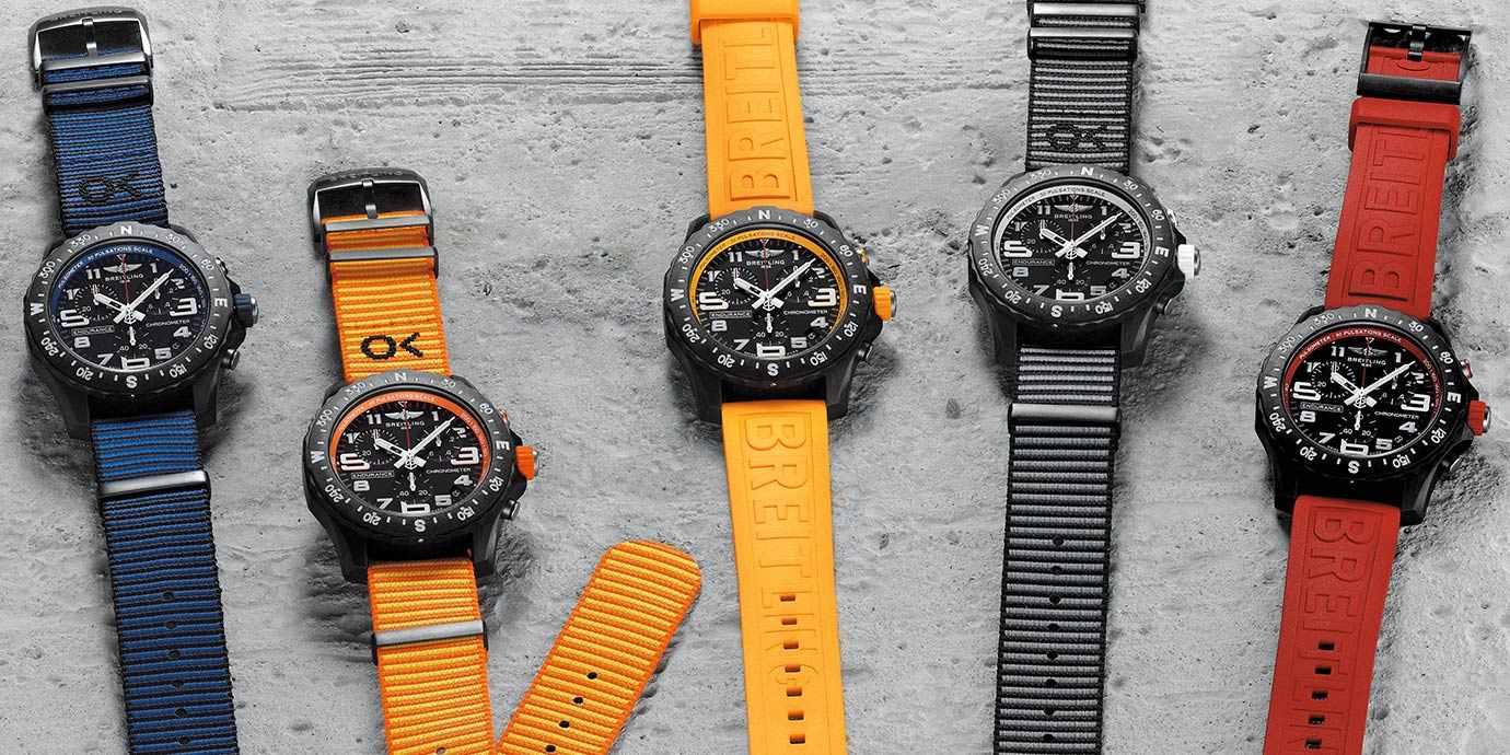 【2020線上錶展】COSC認證的「類」智能錶:Breitling Endurance Pro腕錶