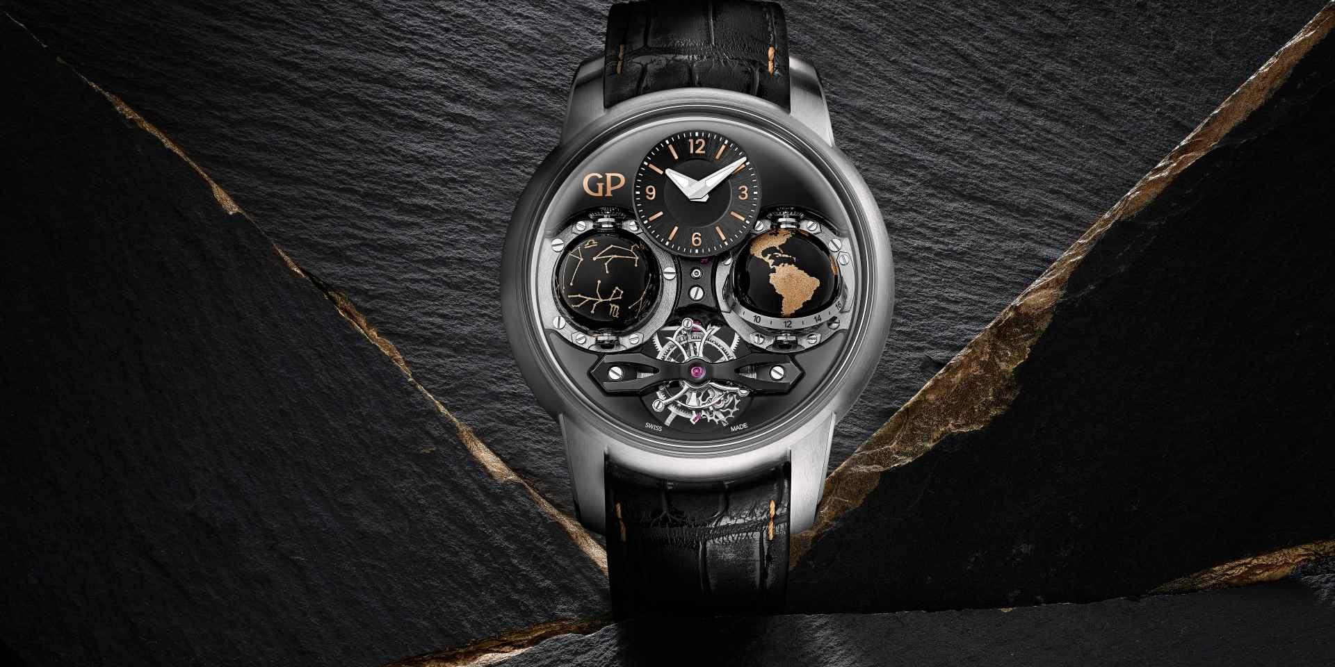【2020線上錶展】芝柏表於日內瓦鐘錶日推出Cosmos Infinity、Free Bridge及Vintage 1945與1966 Infinity 腕錶等八款新作