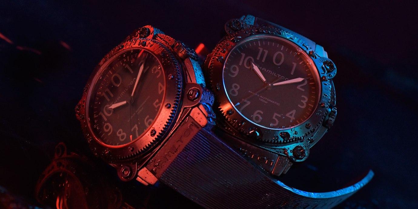 好萊塢年度大片的最強配備:Hamilton Belowzero潛水錶《天能TENET》特別版