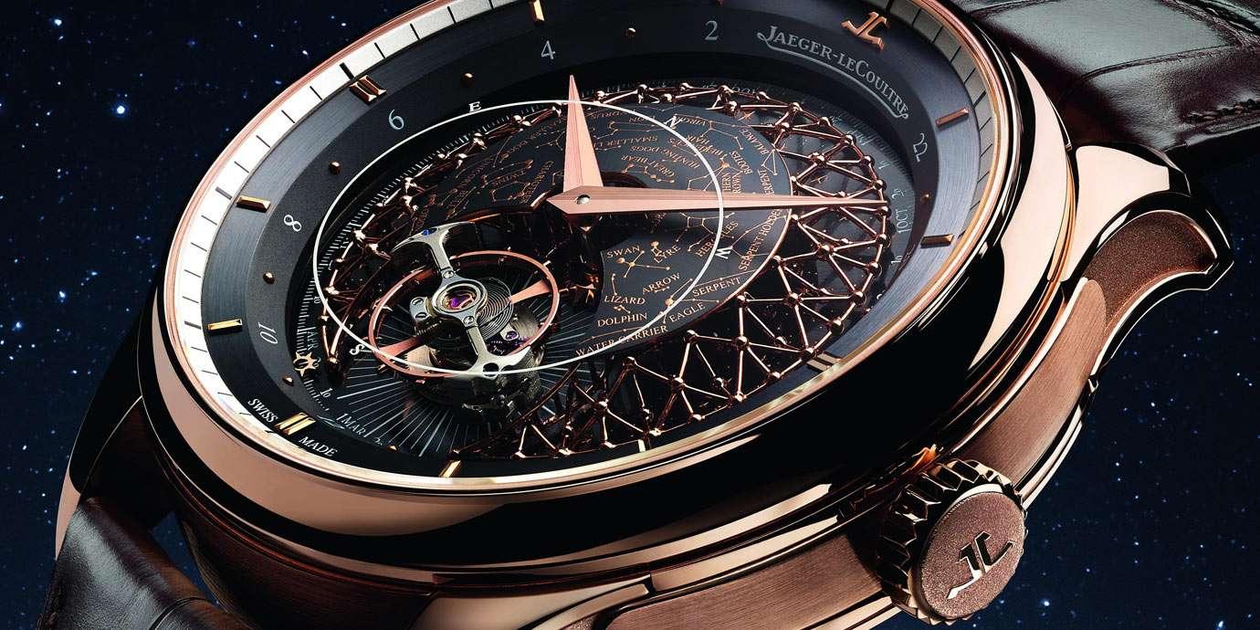 【2020線上錶展】卓越的製錶功力:積家2020矚目新作
