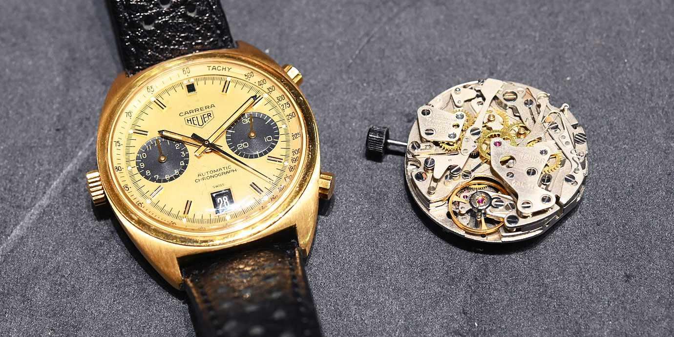 古董復刻時計與運動款腕錶齊登場:TAG Heuer 台北101專賣店全新開幕